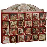 oos Merry Santas Advent Calendar